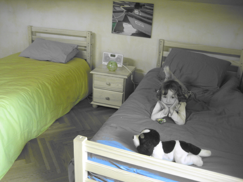 Children's Bedroom / Chambres pour les Enfants